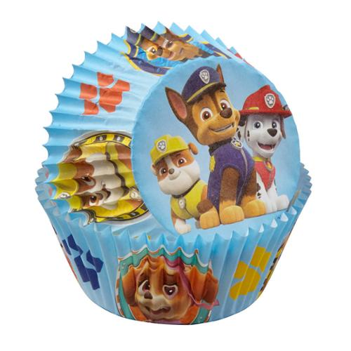 Paw Patrol Baking Cups (50 Count) - Party Supplies