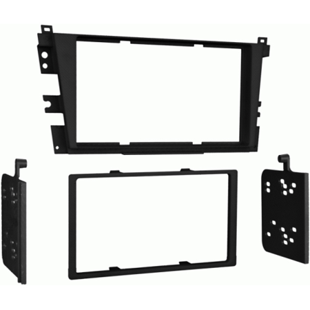 - Metra 95-7868B Double DIN Stereo Dash Kit for Select 1999-2003 Acura TL/CL