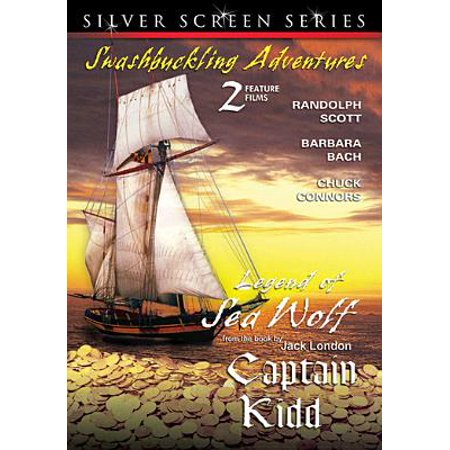 - Captain Kidd / Legend of Sea Wolf (DVD)