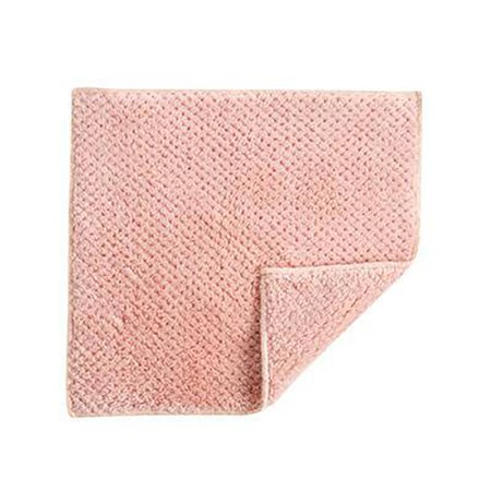 3pcs Kitchen Dishcloth Nonstick Oil Coral Velvet Hand Towels Wiping Scouring Pad Bathroom Washing Cloth - image 6 of 8