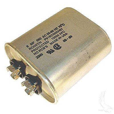 - capacitor, 6 mf, e-z-go powerwise ii lester replacement