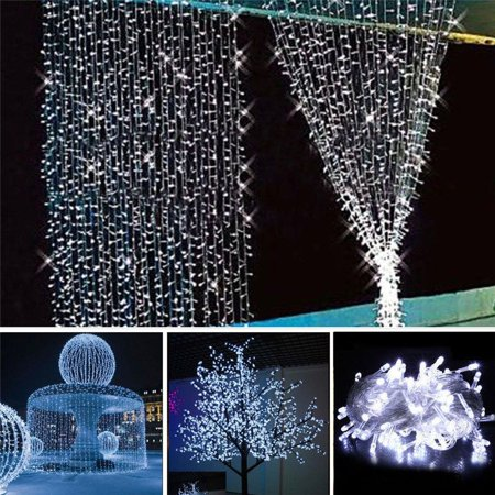 New 10M100 LED Christmas/wedding Tree Fairy String Party Lights Lamp Xmas waterproof
