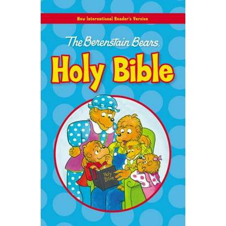 NIrV, The Berenstain Bears Holy Bible, eBook - eBook