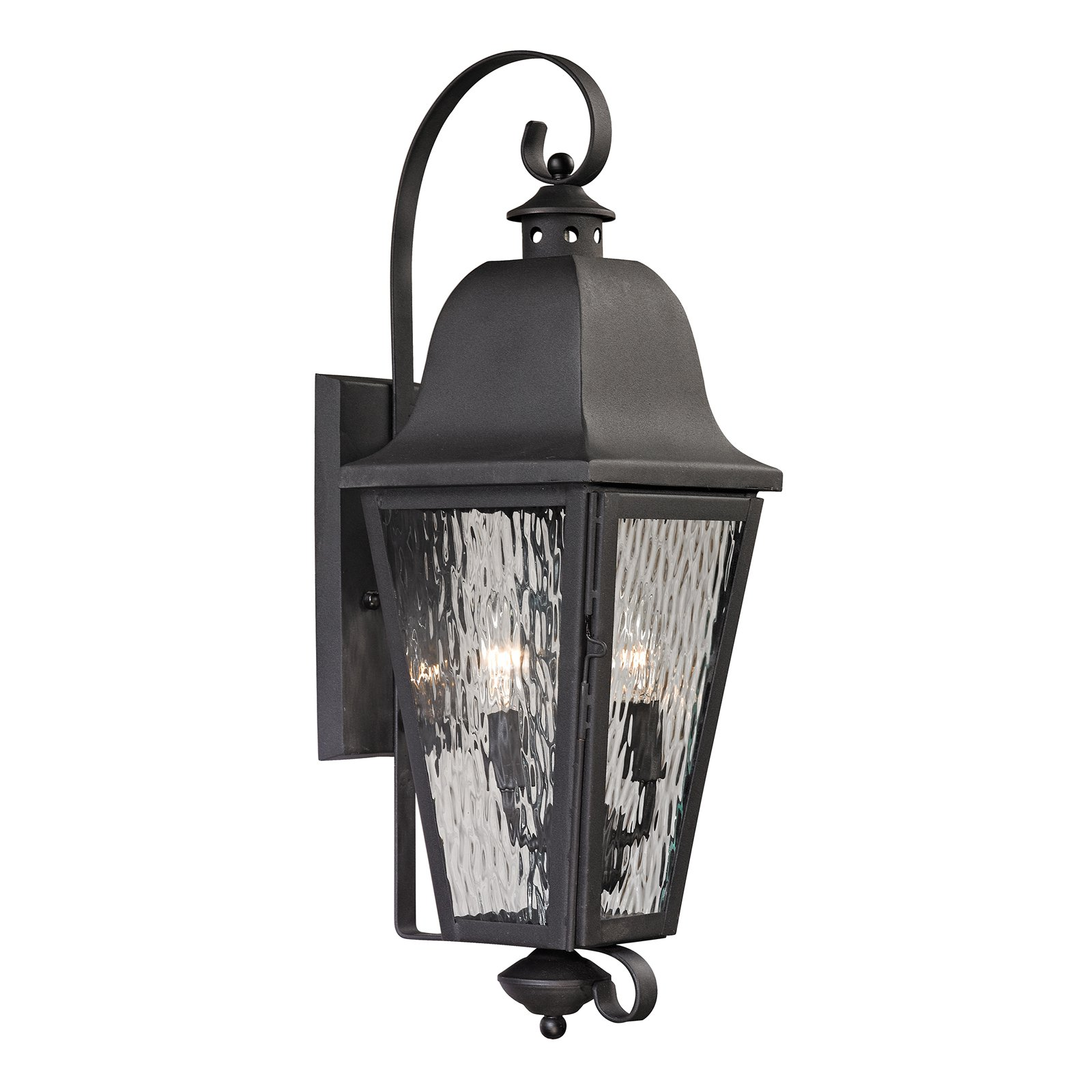 ELK Lighting Forged Brookridge 47101 2 2-Light Outdoor Wall Sconce by Elk Lighting