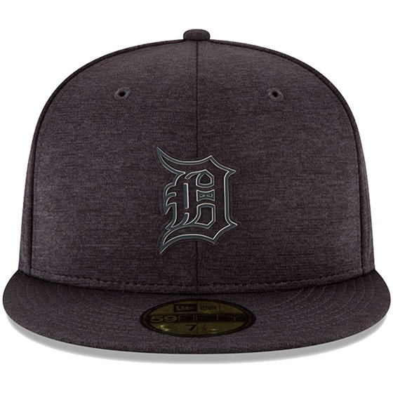 the latest ae5c9 8cbba Detroit Tigers New Era 2018 Clubhouse Collection 59FIFTY Fitted Hat - Heather  Navy - Walmart.com
