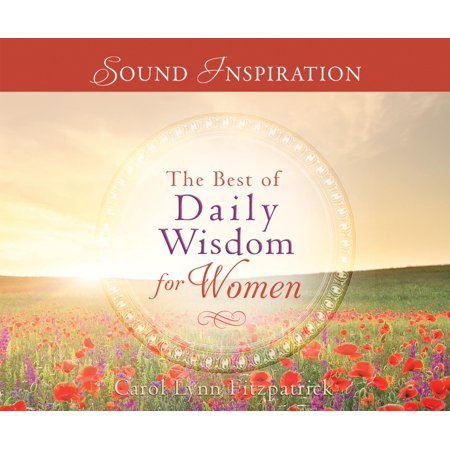The Best of Daily Wisdom for Women (Audiobook)