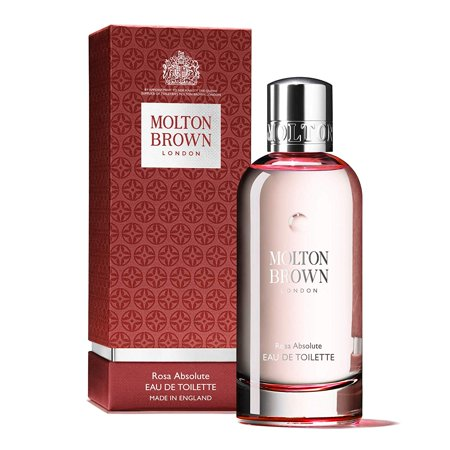 Rose Absolute by Molton Brown Eau De Toilette 3.4oz/100ml Spray New In (Molton Brown Cool Buchu Eau De Toilette 50ml)