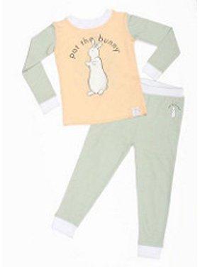 Pat the Bunny 'Book Cover' Cotton Pajama Set
