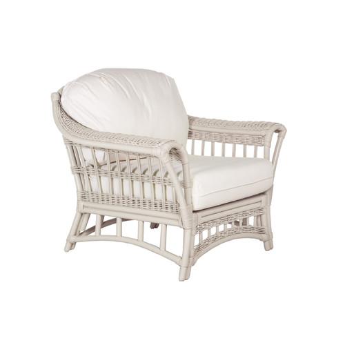 Acacia Home and Garden Santa Barbara Lounge Chair with Cushion