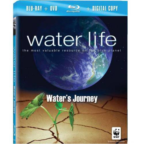 Water Life: Water's Journey (Blu-ray   DVD)