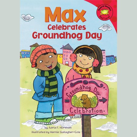 Max Celebrates Groundhog Day - Audiobook](Groundhog Day Crafts)