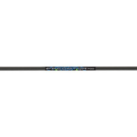 Carbon Express Predator II Shaft, 12-Pack, Black, - Predator Carbon