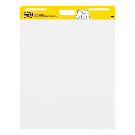 Post It Poster Paper (Post-It Ungridded Easel Pads )