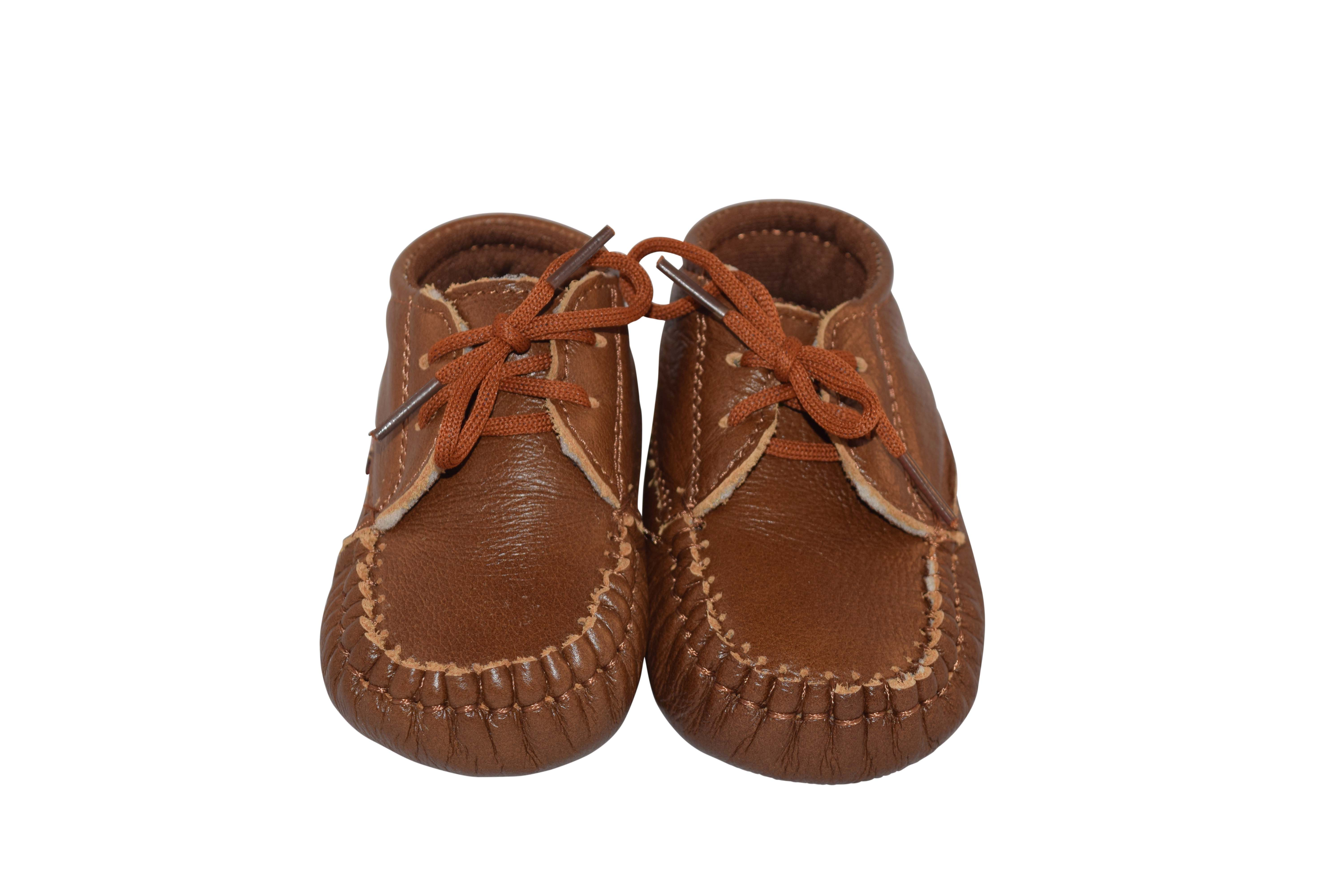 Unique Baby Boys Leather Loafers