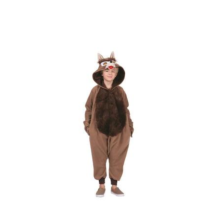 Wolf Costume Child (Graywind Wolf Child Funsie)