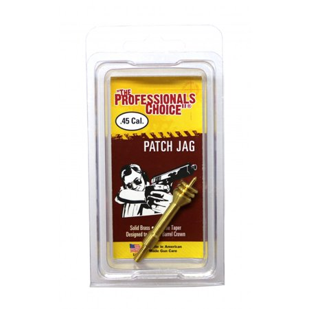 The Professionals Choice .45 Cal ? Pistol Patch Jag