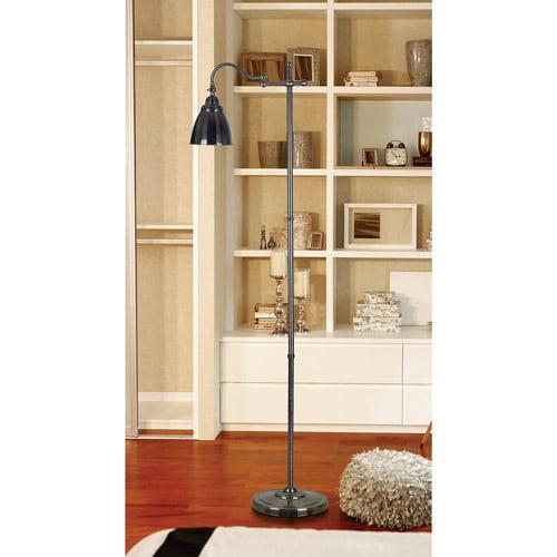 Kenroy Home Alexander Floor Lamp, Copper Bronze