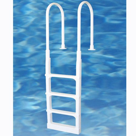 48 Inch Ladder - Above Ground Swimming Pool Ladder, Main Access For 48 - 52  Inch Pools