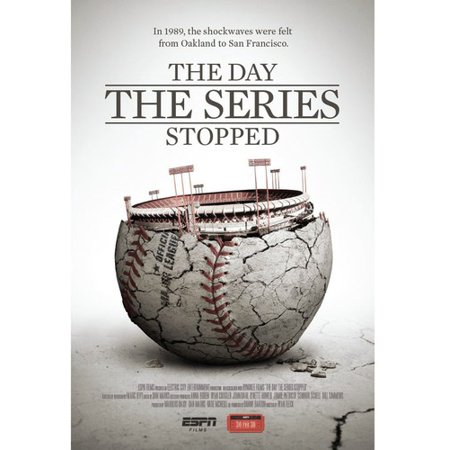 Espn Films - 30 for 30: The Day the Series Stopped (DVD)
