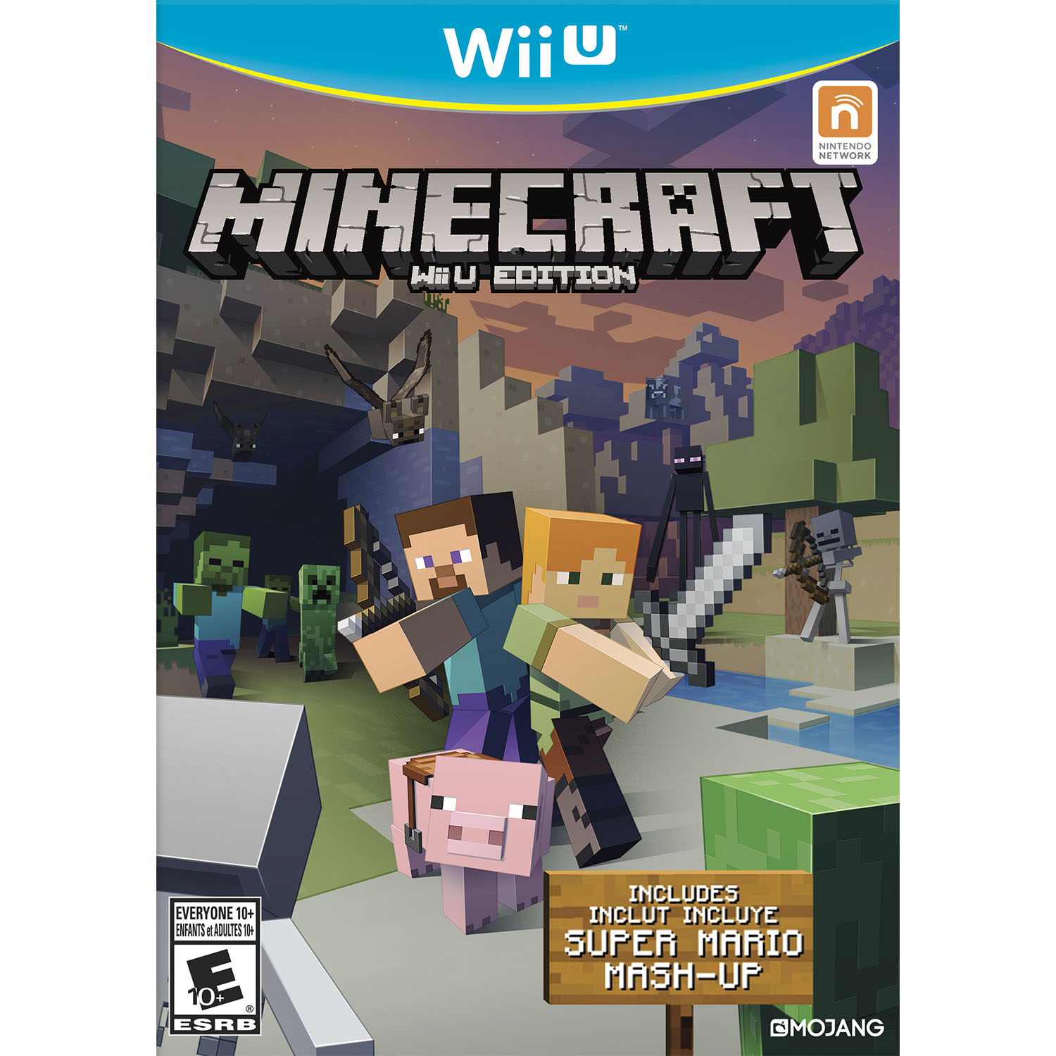 Minecraft - Pre-Owned (Wii U)