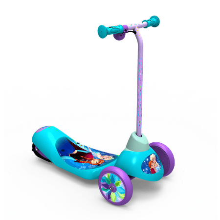 Safe Start Frozen Electric Scooter