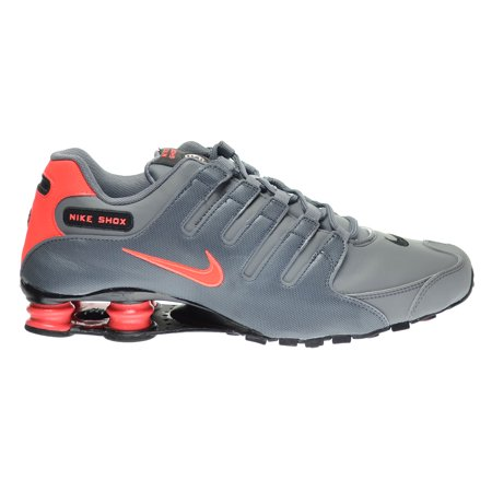 Mens Nike Shox NZ Men's Shoes White/Infrared/Black/Anthracite 378341 116 Factory Outlet Size 41