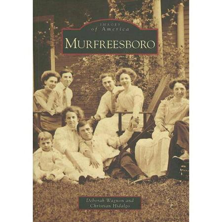 Murfreesboro  Tn  Images Of America Series