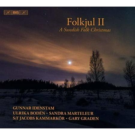 FOLKJUL II A SWEDISH FOLK CHRISTMAS Swedish Folk Music