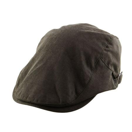 3a91d8bb Men Women Newsboy Ivy Cap Sun Protection Cabbie Driving Flat Beret Hat Dark  Blue - image ...