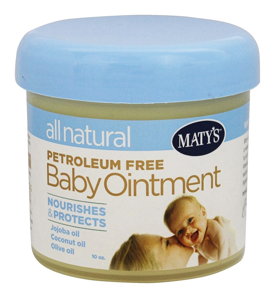 Maty's Healthy Products - All Natural Baby Ointment - 10 ...