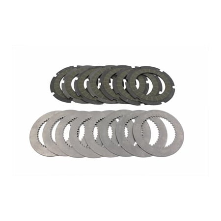 Replacement Clutch Pack for Primo Pro Clutch,for Harley Davidson,by Primo -