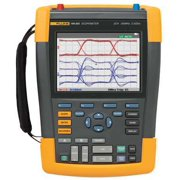 FLUKE Fluke-190-202 Portable Scopemeter,200 MHz,2 Channel