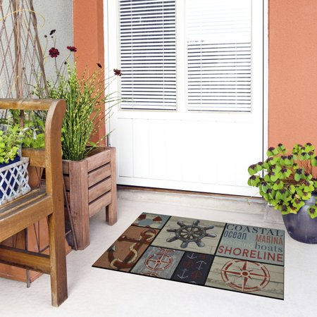 Mohawk Home Sailor's Life Doormat