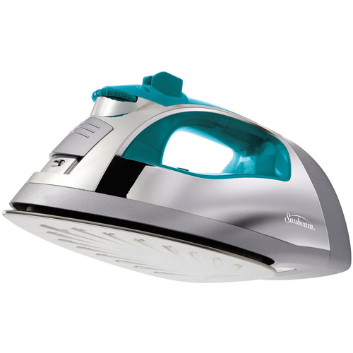 Walmart Steam Press Iron ~ Sunbeam steam master iron with retractable cord gcsbcl