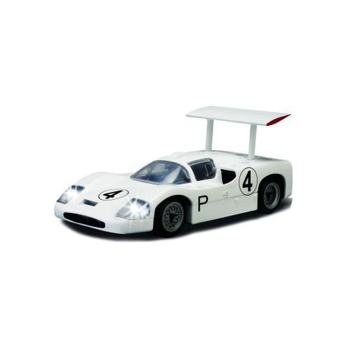 Scalextric Chaparral 2F Slot Car in White