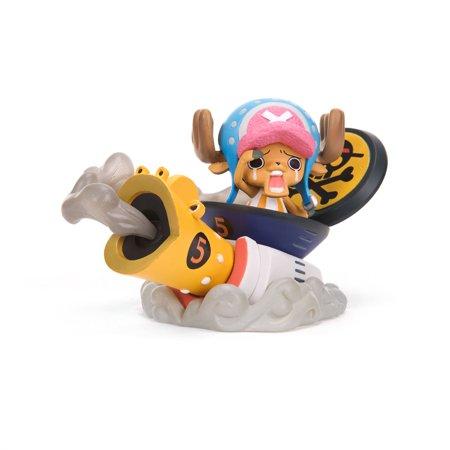 One Piece Choppers Adventure Tony Chopper in Fish-Man Island PVC Figure - One Piece Chopper Premium Figure Halloween