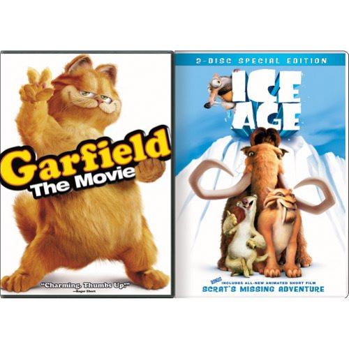 Garfield The Movie / Ice Age