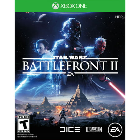 Star Wars Battlefront 2, Electronic Arts, Xbox One, PRE-OWNED,