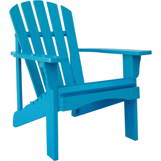 Rockport Adirondack Chair, Lime Green
