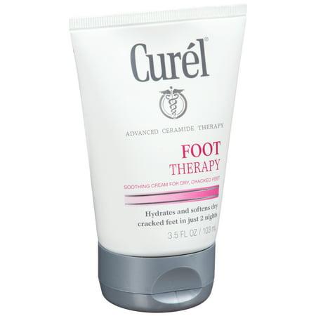 Curel Foot Therapy Cream, 3,5 fl oz