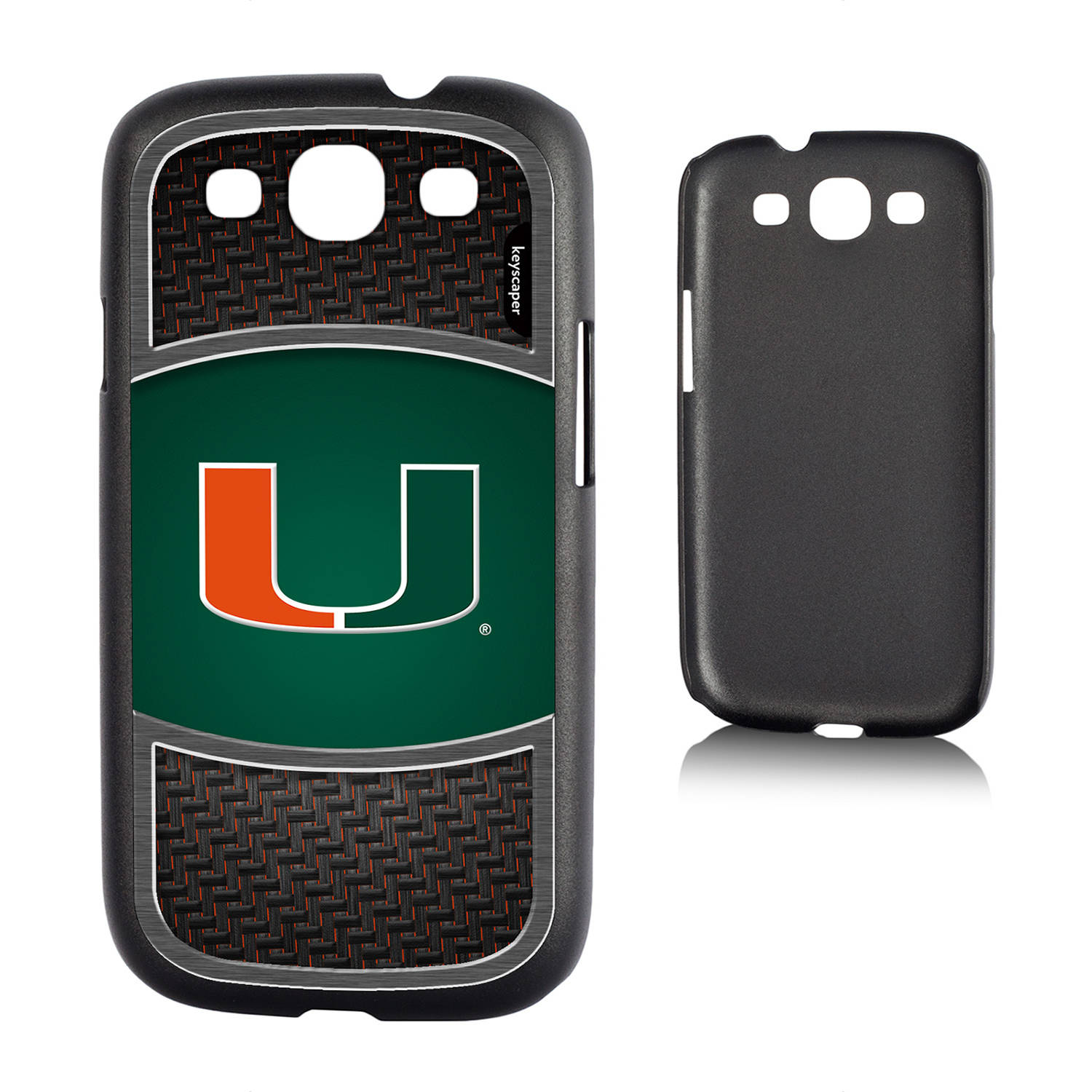Miami Hurricanes Galaxy S3 Slim Case