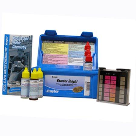 Taylor Technologies K-2000 Starter Kit Chlorine DPD/pH