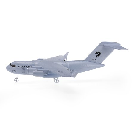 C-17 RC Airplane 373mm Wingspan 2CH Transport Aircraft EPP with Gyro RTF RC Fixed-Wing - image 5 of 7