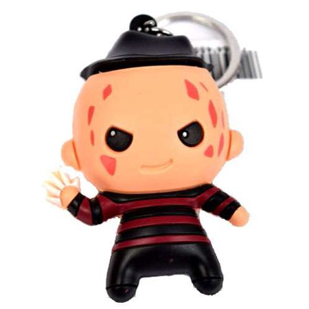 Horror 3D Foam Key Ring Freddy Krueger Key Ring [With Hat ]