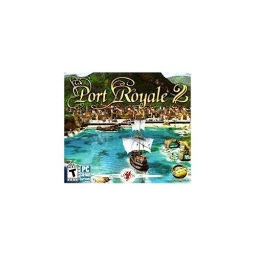 Strategy First Port Royale 2 [windows Xp/vista/windows 7]