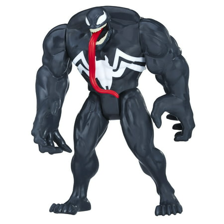 Spider-Man 6-inch Venom Figure (Black Widow Spider Web)