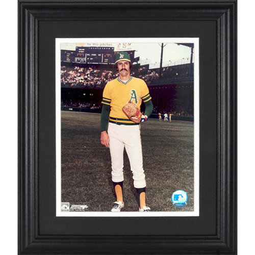 MLB - Rollie Fingers Oakland Athletics Framed Unsigned 8x10 Photograph