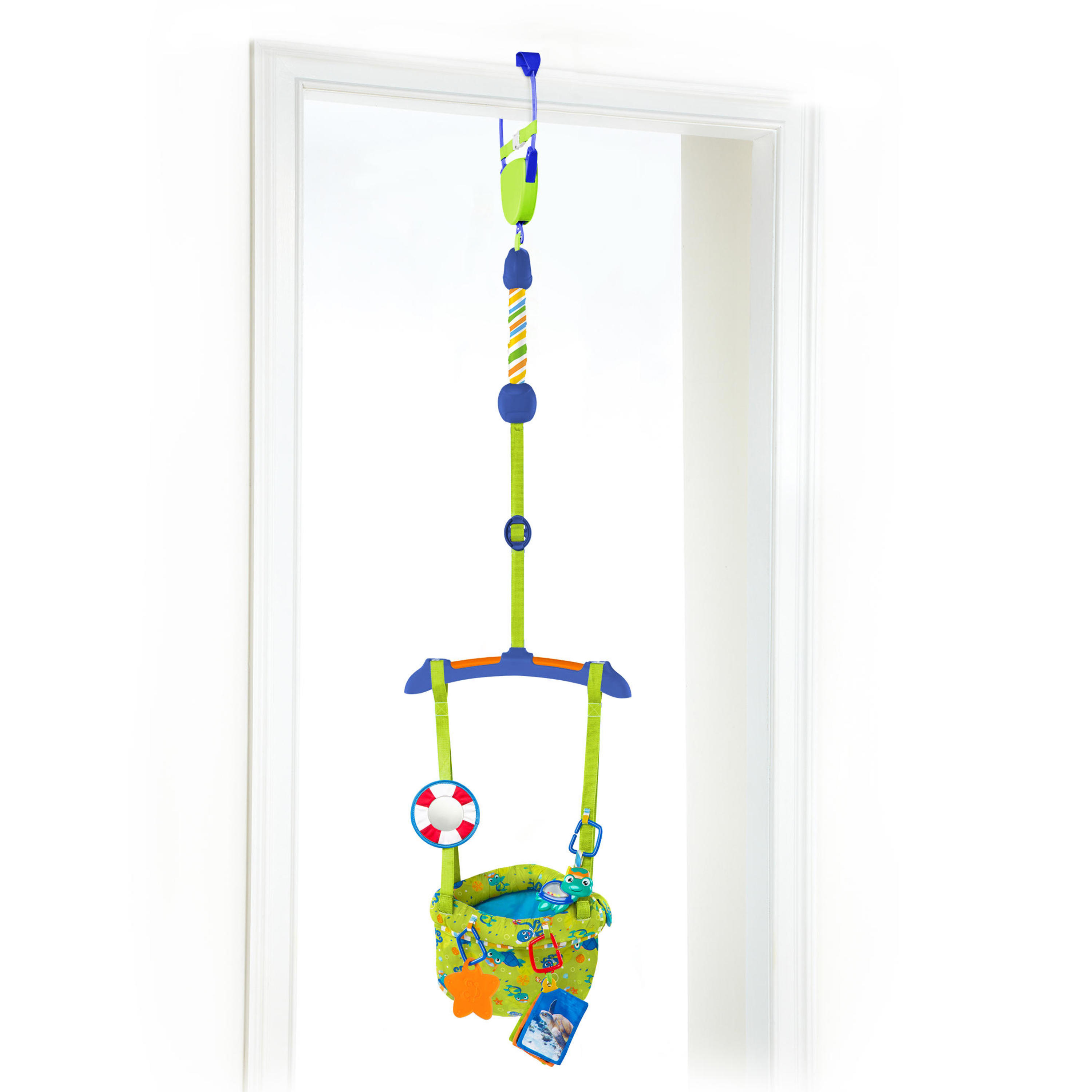 Baby Einstein Sea & Discover Door Jumper by Baby Einstein