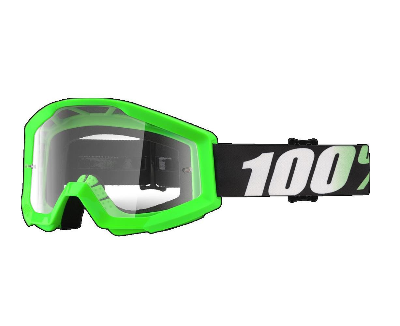 100% Strata MX Arkon Goggles by 100%