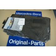 Mercedes Benz All Season Black Mats C Class C250 C300 C350 C63 BQ6680665